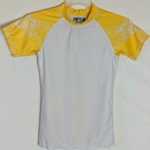 Realm Rash Guard/ swim shirt